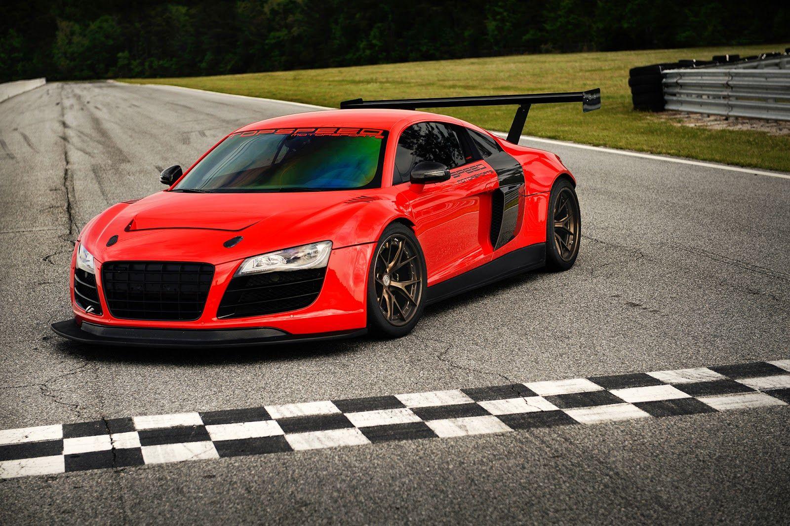 TopSpeed Motorsports R8