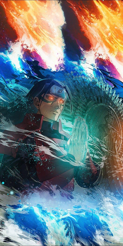 Pin by Benjamin Velasquez on Naruto vs sasuke   Anime, Art ...