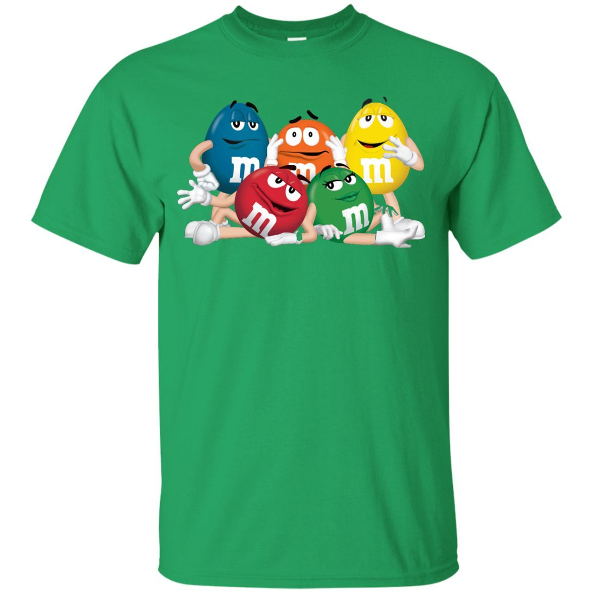 Halloween, candy M, funny Youth Custom Ultra Cotton Tee