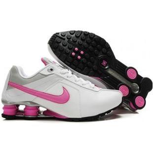 www.asneakers4u.com 343907 101 Nike Shox Conundrum White Pink J02001