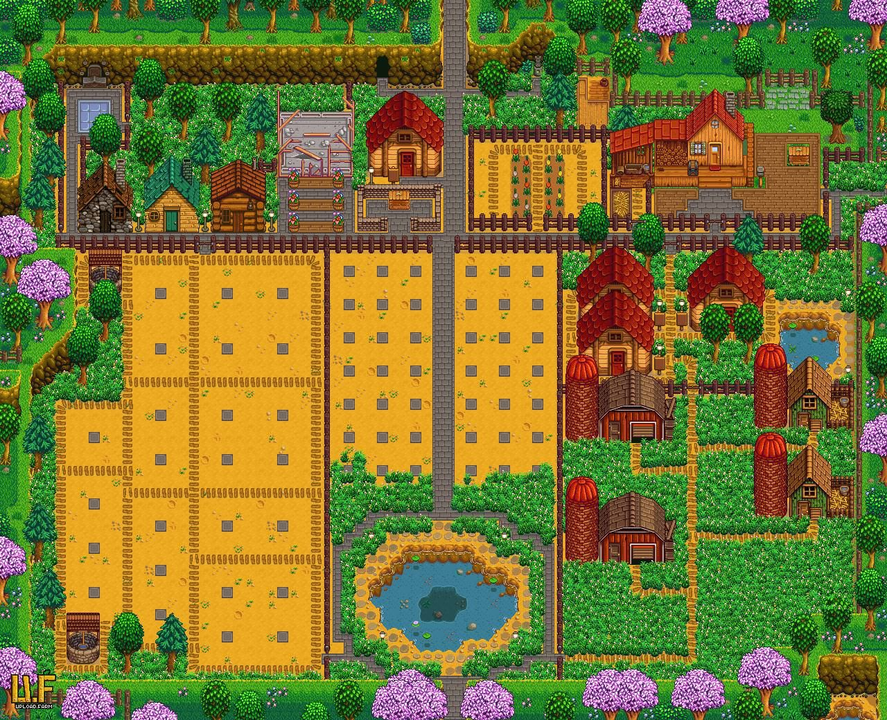 Reddit The Front Page Of The Internet Stardew Valley Farms Stardew Valley Stardew Valley Layout