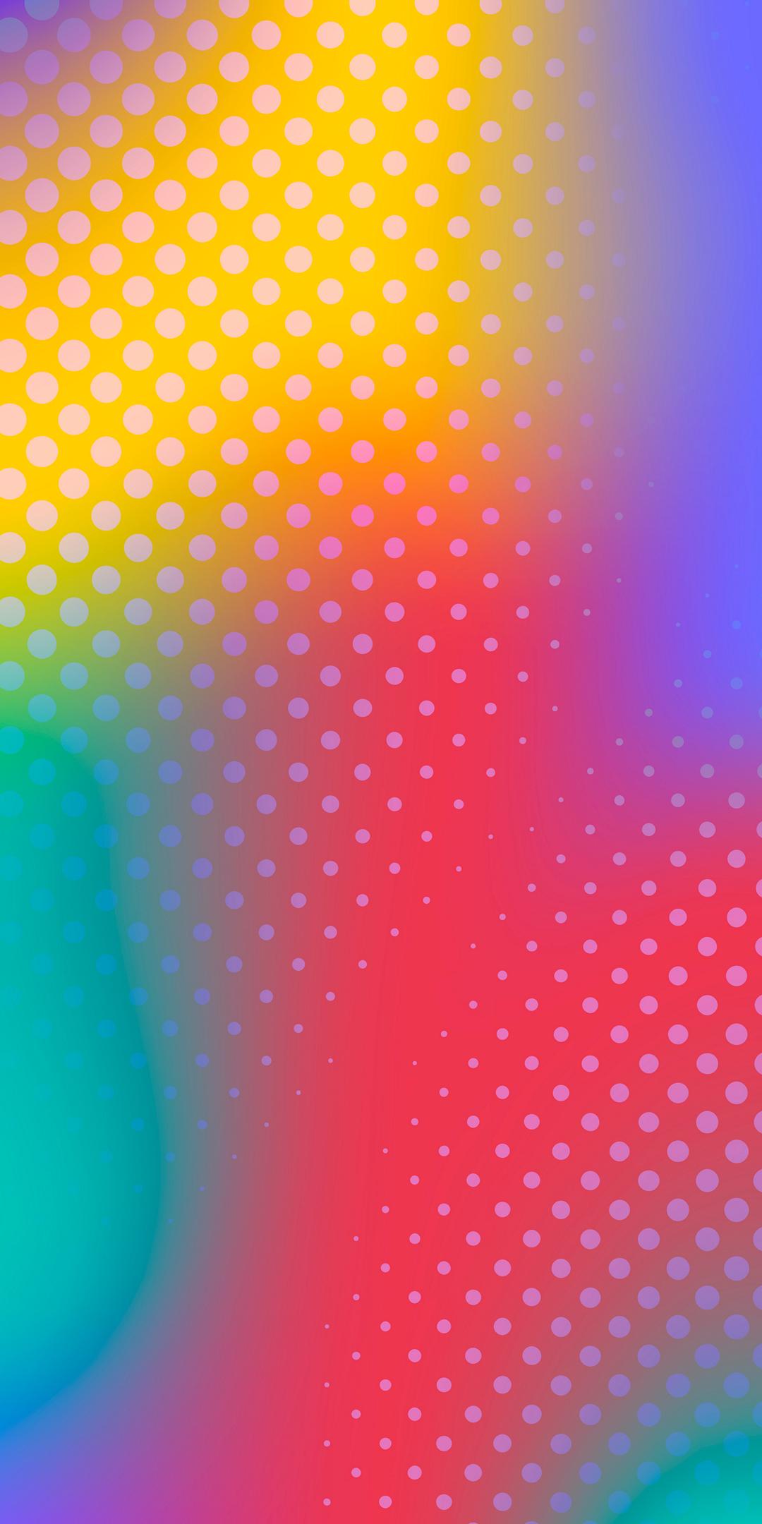 Обои colorful, background, geometry, colors, Abstract, shapes, rainbow. Абстракции