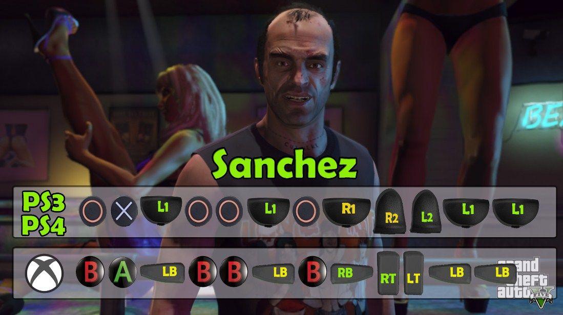 Sanchez Gta 5