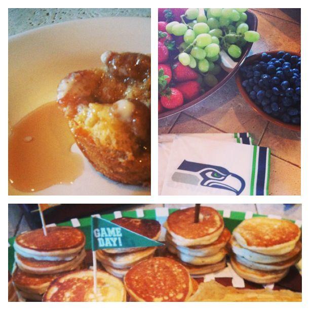 Football Brunch Food Football Food Breakfast Brunch Brunch