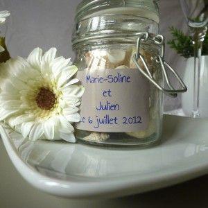 Personnalisez vos étiquettes pour votre mariage pour faire que ce moment vous ressemble.