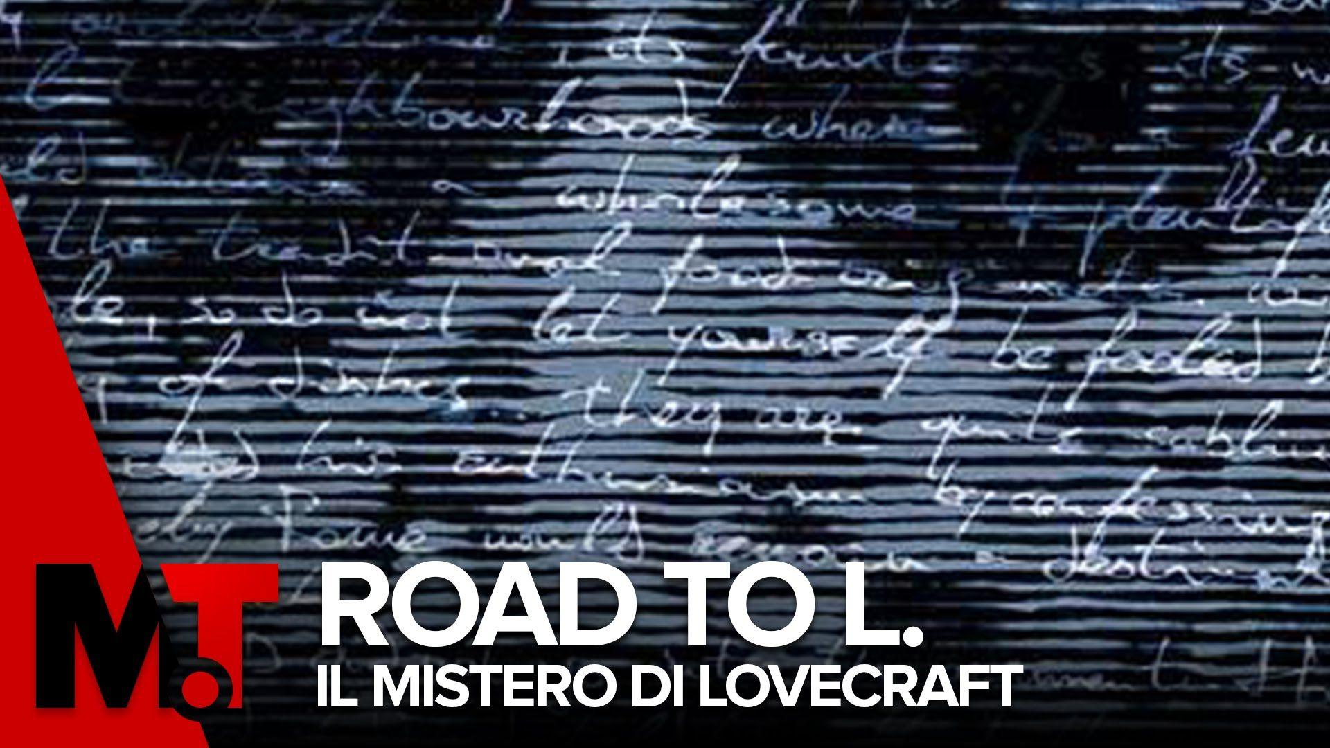Il Mistero Di Lovecraft Road To L Film Completo Ita Film Completi Film Fantascienza