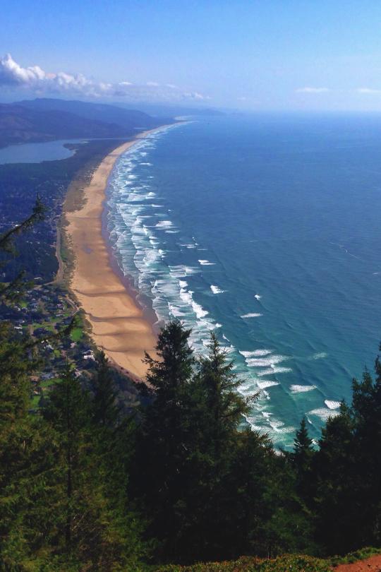 Manzanita Beach Oregon