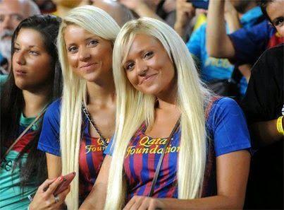 girls of barcelona