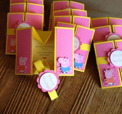 IDEAS: DECORACION PEPPA PIG | Ser padres es facilisimo.com