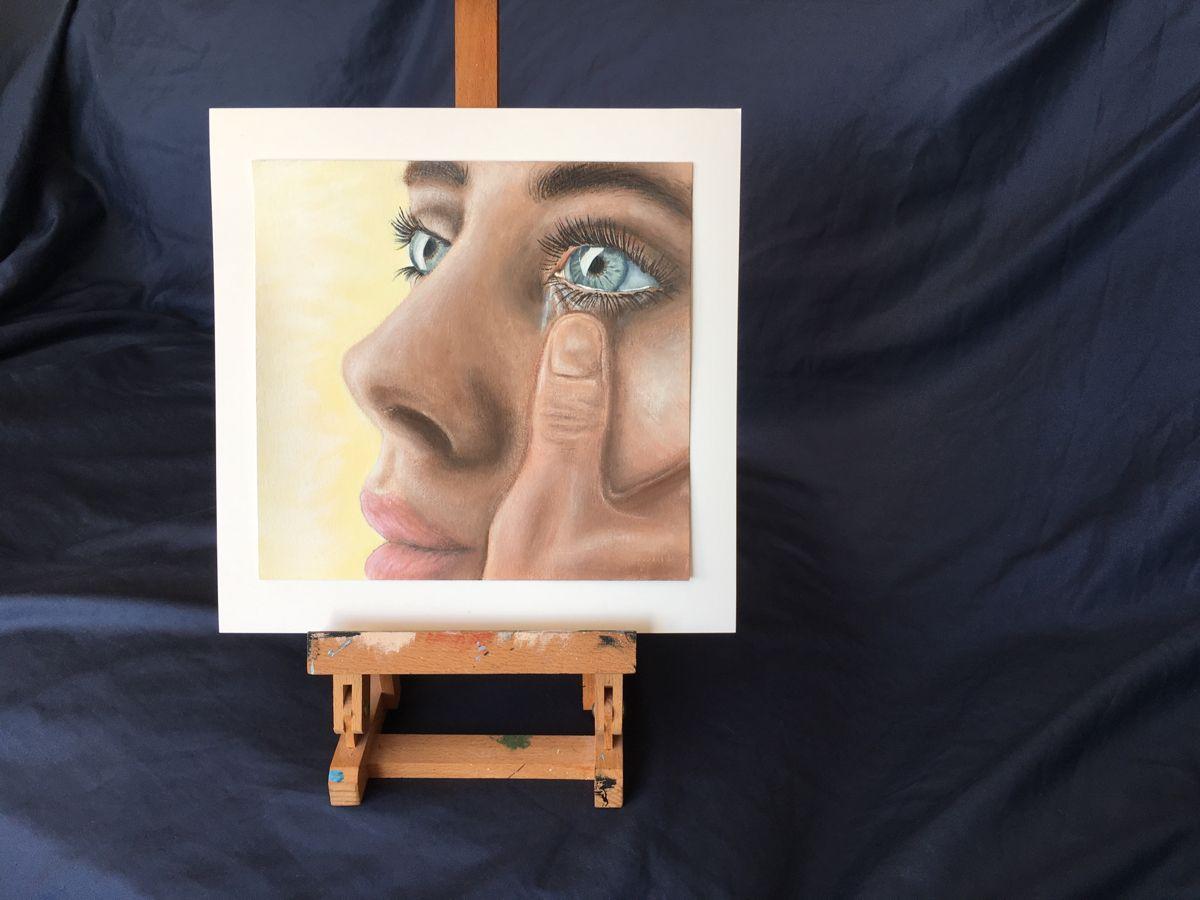 Christian art print inspirational christian art