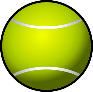 Simple Tennis Ball Clip Art Clipart Panda Free Clipart Images In 2020 Tennis Ball Tennis Clip Art
