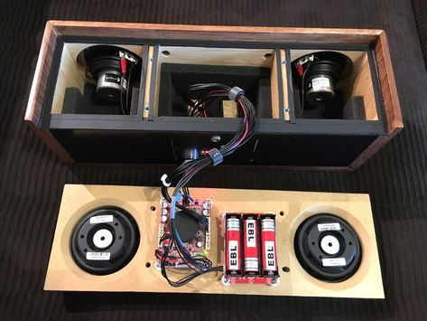 Dayton Audio KAB-250 2x50W Class D Audio Amplifier Board with Bluetooth 4.0