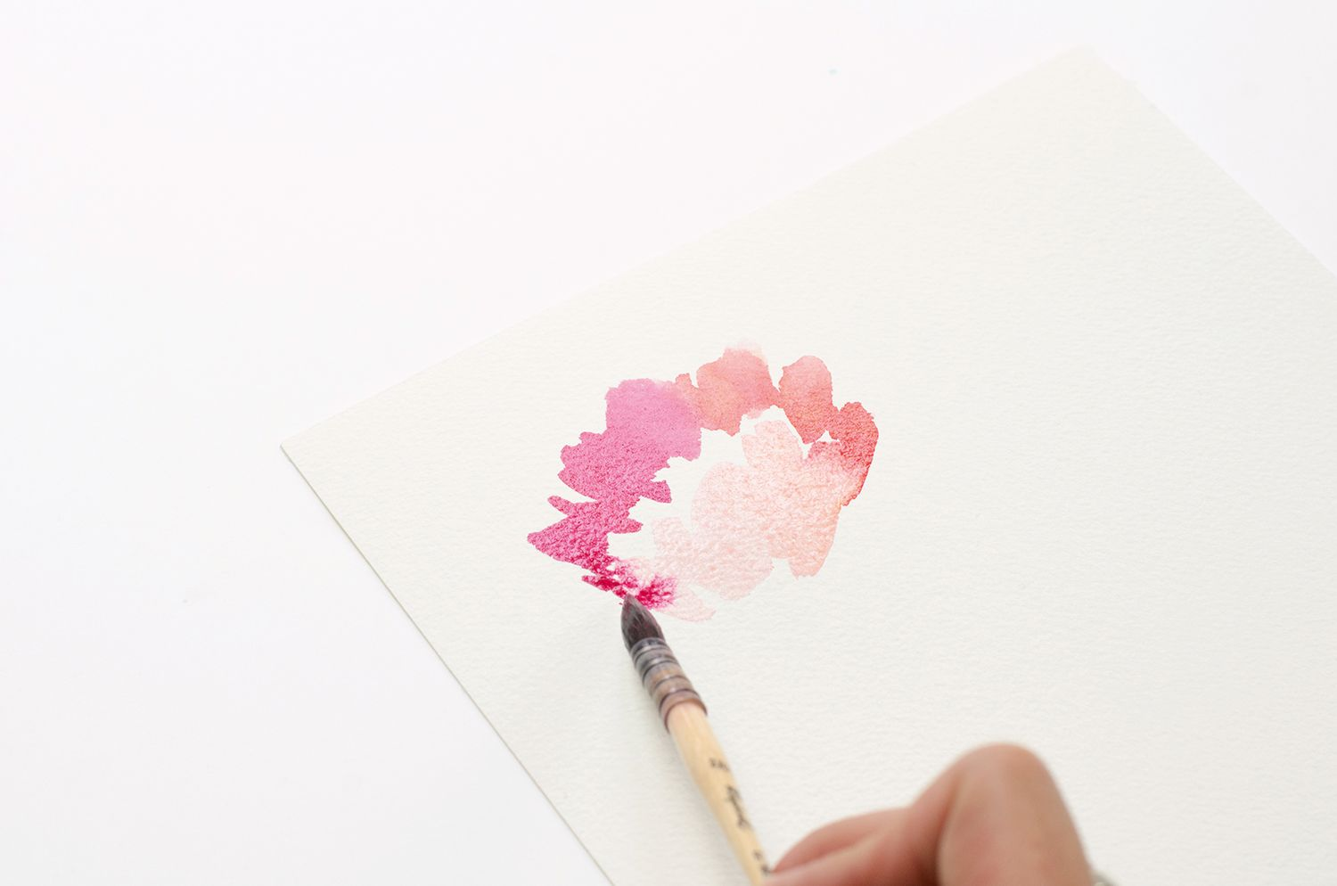 Lovely And Easy Watercolor Flowers Easy Watercolor Watercolor