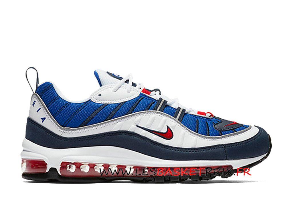 Nike Air Max 98 Gundam 640744 100 Chaussures Nike Pas Cher