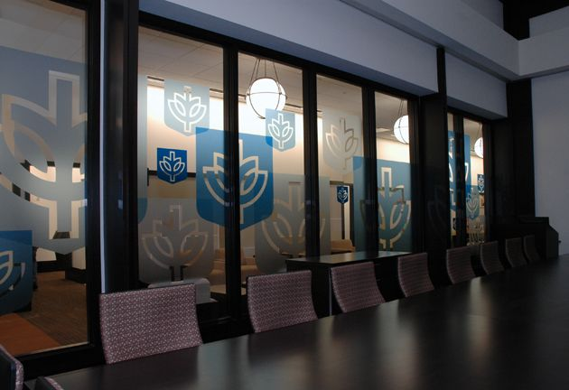 DePaul University Welcome Center Conference Room - Optically