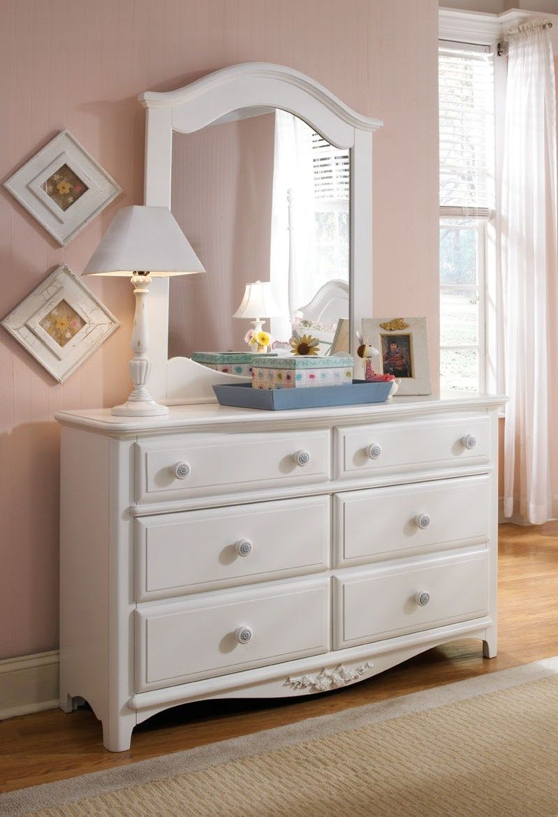 Modern bedroom dresser - White Bedroom Dresser