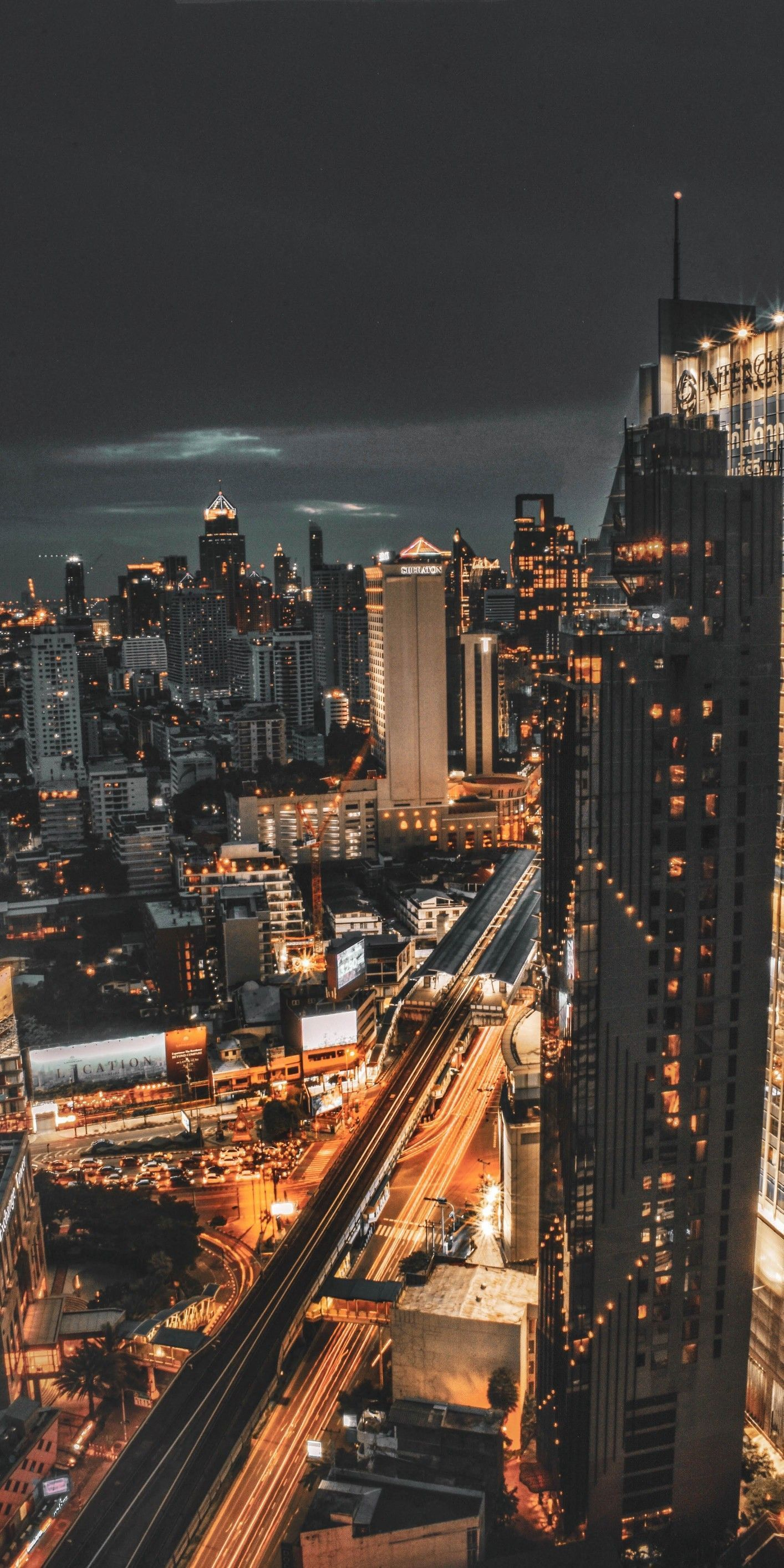 Aesthetic Ultra Hd Lock Screen Iphone Wallpapers 4k In 2020 City Wallpaper City Aesthetic City Iphone Wallpaper