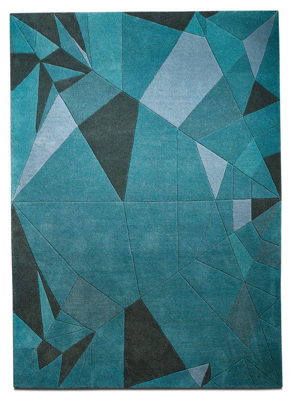 Nendo designs for boconcept carpet design inspiration for Modern carpet design