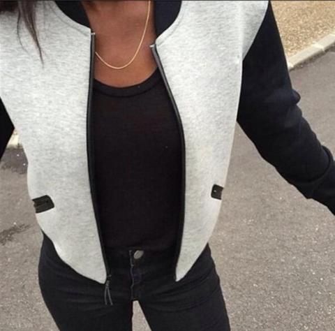 64103d48def Designed long-sleeved zipper jacket | Clothing | Nike shoes, Nike ...