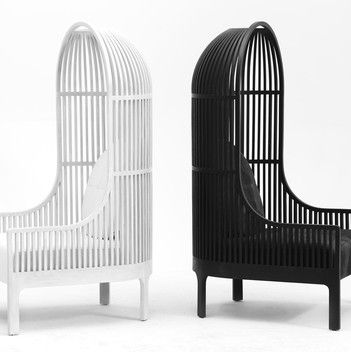Found Those Beautiful #birdcage Chairs. A Product Of #Autoban Design ,  Istanbul.