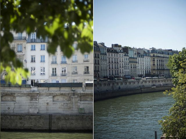 Paris, a beautiful city