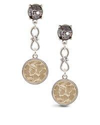 Elda Coin Earring   #chicossweeps