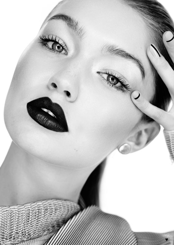 Gigi Hadid ♥ | Pinterest: callistasetiono (for more inspirations! Hair, makeup/beauty, celebrities, airport styles, accessories, sneakers/shoes, bathing suits/bikini, inspirational quotes, Kendall Jenner, Gigi Hadid, Hailey Baldwin, models off duty, casual, street styles and more!)