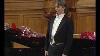 Hvorostovsky in 1990 - Pieta, signore - YouTube