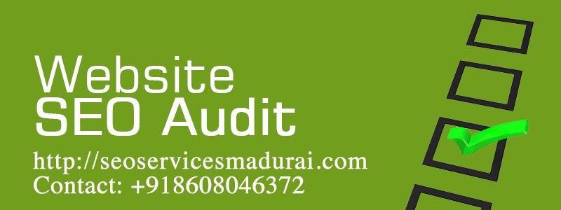 SeoservicesmaduraiCom  Offers Free Seo Audit Report  Madurai