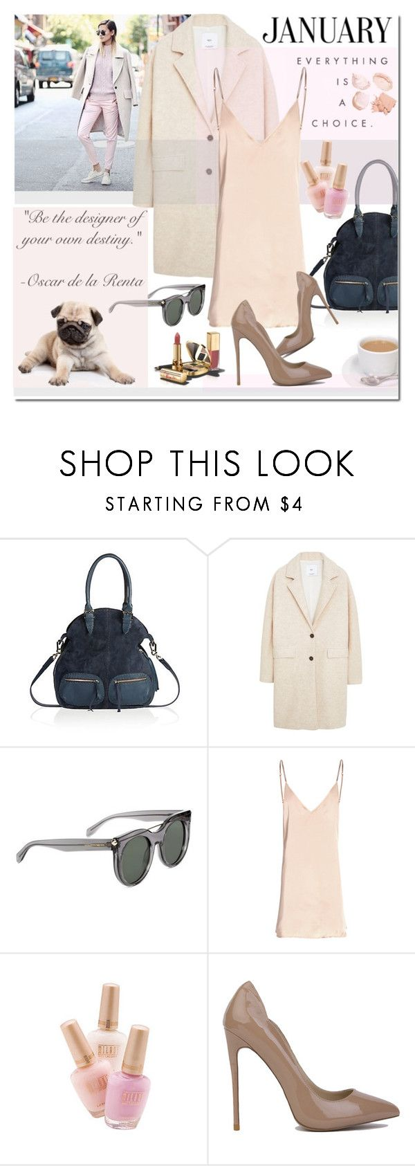 """Untitled #1273"" by elena-starling ❤ liked on Polyvore featuring Miu Miu, Overland Sheepskin Co., MANGO, Alexander McQueen, Dolce&Gabbana, Akira, women's clothing, women's fashion, women and female"