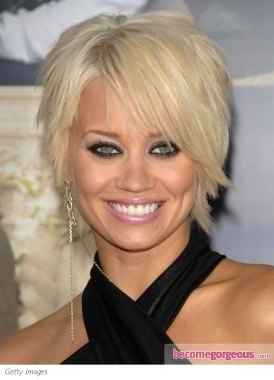 Short Layered Hairstyles With Bangs Kimberly S Short Hairstyle
