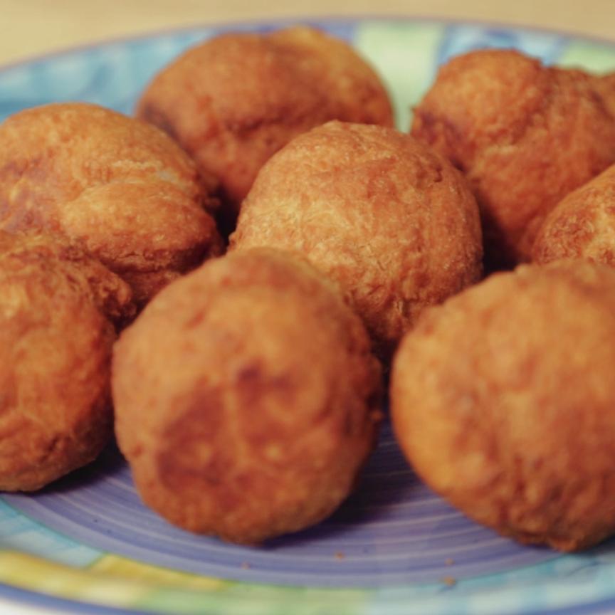 Johnnycakes Sweet Jamaican Fried Dumpling