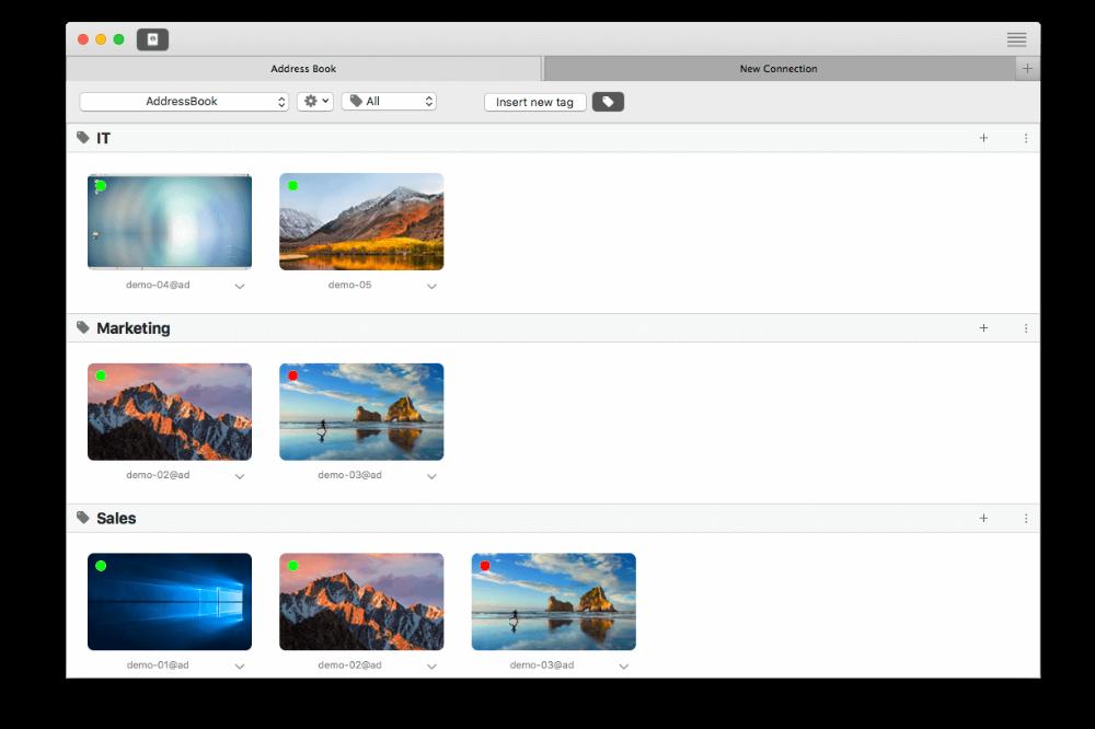 AnyDesk v5.0.1 Fast Remote Desktop Application For Win/Mac