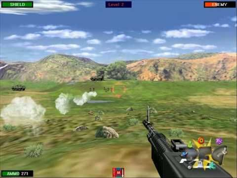 Download Beach Head 2002 PC Game   Games   Free pc games