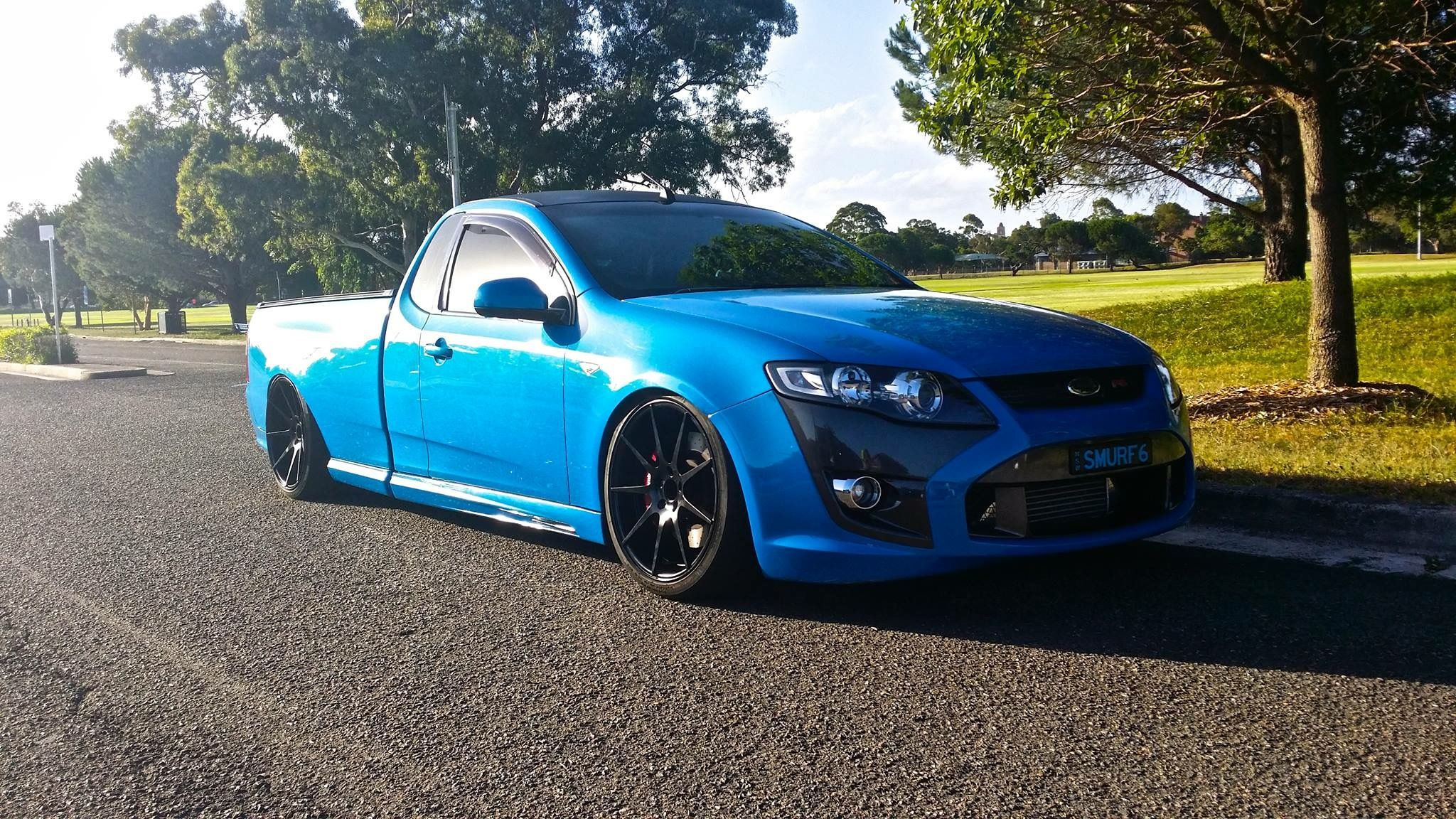 Falcon Xr8 Ute Ford Falcon Motocross Bikes Big Trucks