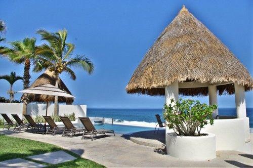 Beachfront Luxury Villa Rental on Cabo San Lucas Corridor