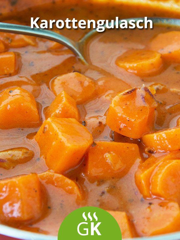 Karottengulasch