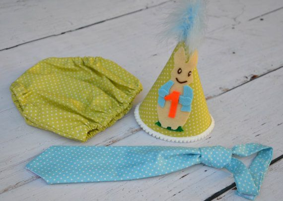 5d63a5121 Peter Rabbit Cake smash outfit for boy Handmade 1st by AggCrafts, £26.00