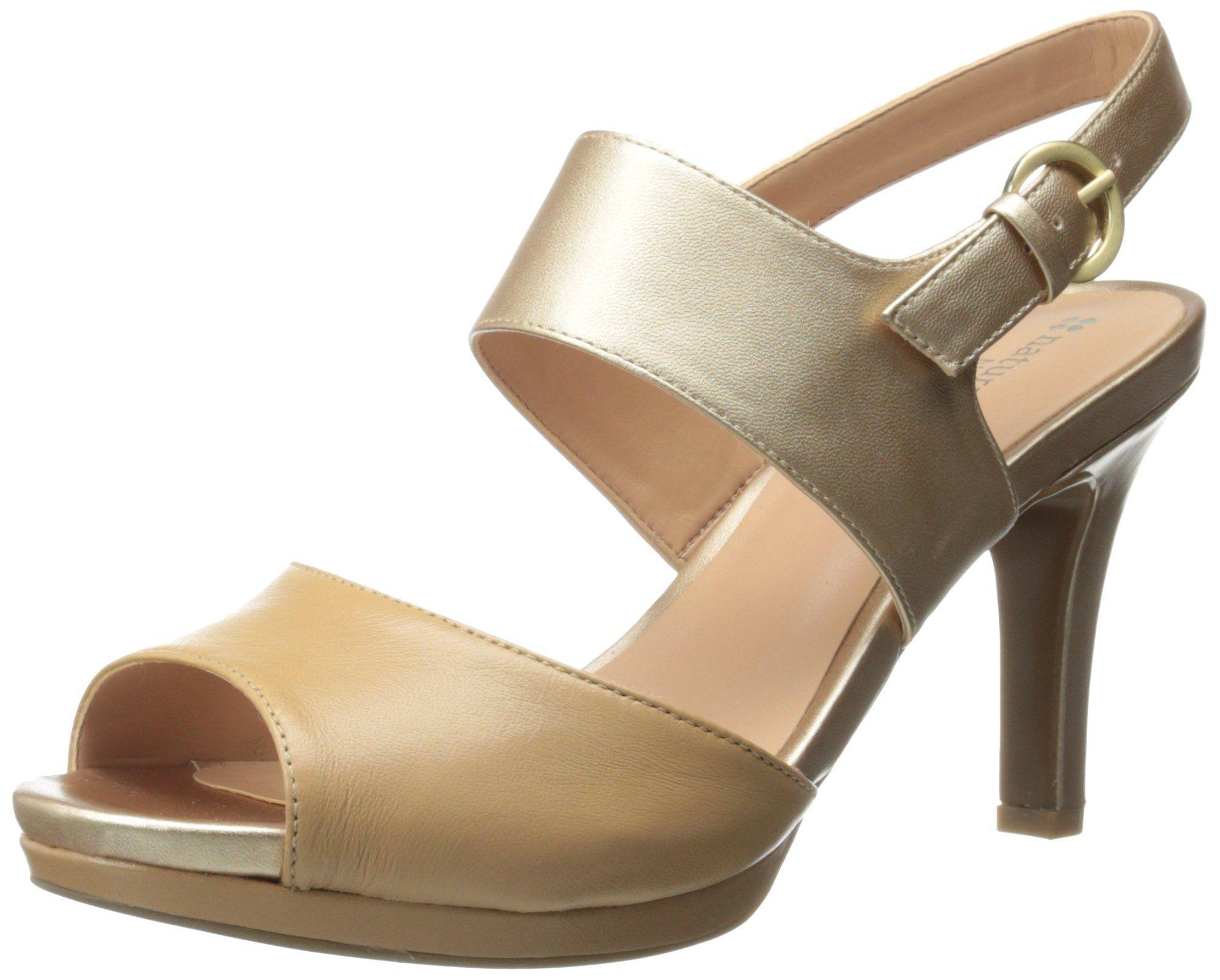 233ae88879146 Amazon.com: Naturalizer Women's Nebula Dress Sandal: Shoes | Sandals ...