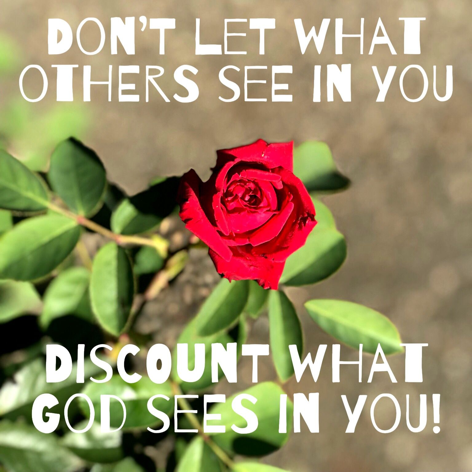 Who Does God Say You Are God Says You Are A Masterpiece Believe In Yourself How To See Yourself As God Sees You Gra God Uplifting Inspirational Sayings