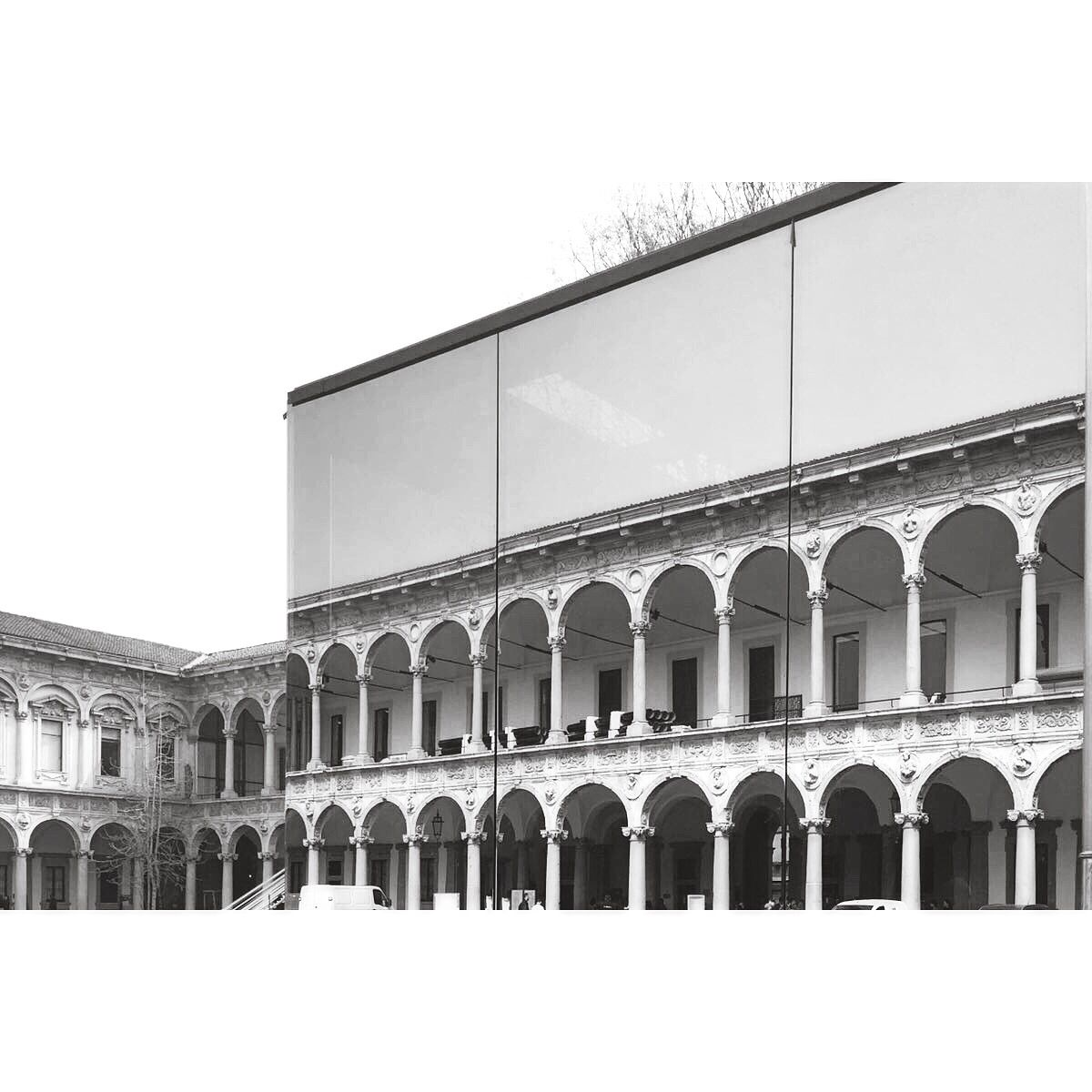 """""""La stanza del vuoto"""" Parisotto + Formenton Architetti  OPEN BORDERS - Fuori Salone 2016 - Milano"""