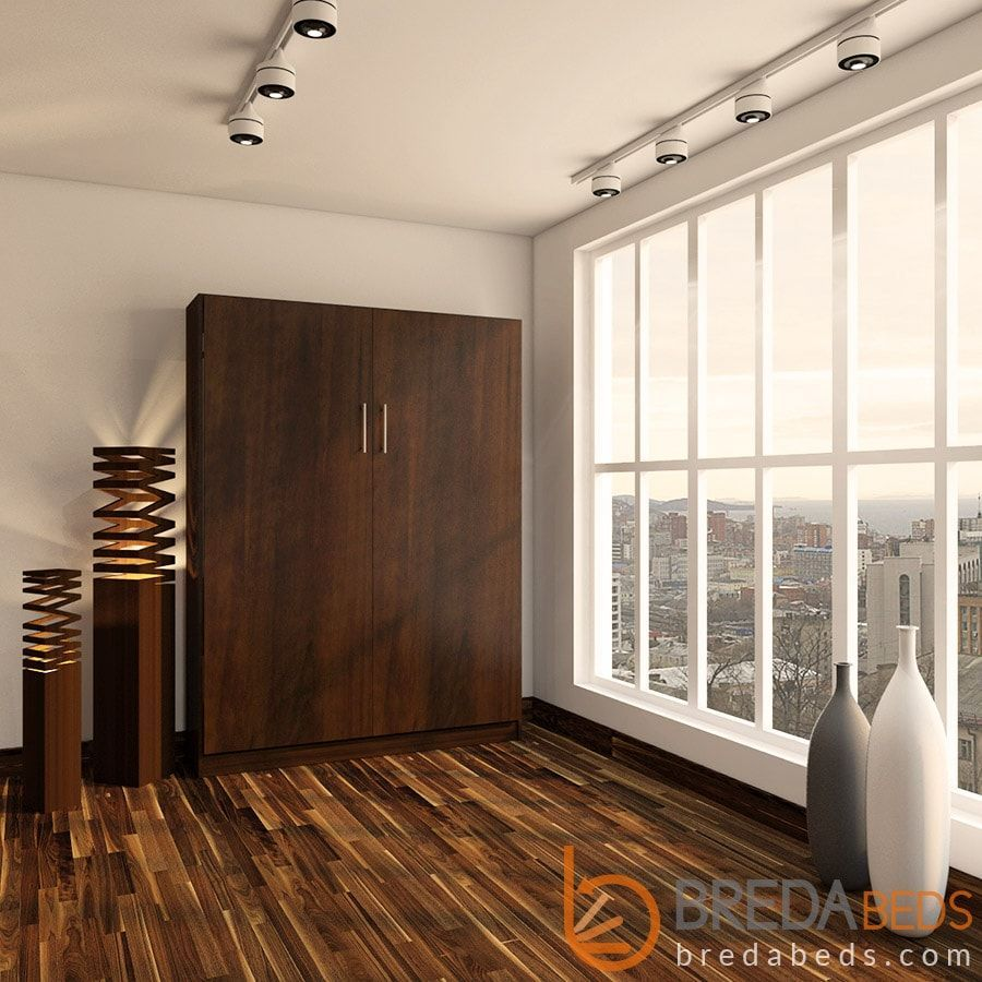 Urban Murphy Bed in 2020 Modern murphy beds, Murphy bed