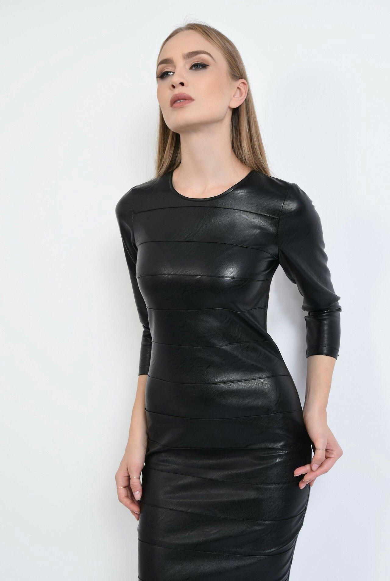 Lack Und Leder, Damen, Kleidung, Enge Kleider, Mädchenkleider, Sexy Kleider, bc96b02e9d