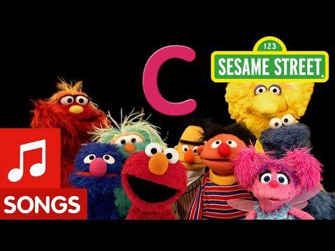 Sesame Street Letter C Letter of the Day