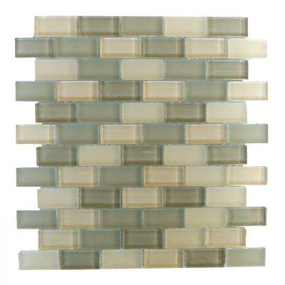 Abolos Abolos Free Flow 1 X 2 Glass Brick Mosaic Wall Tile Glass Mosaic Tiles Mosaic Wall Tiles Mosaic Glass