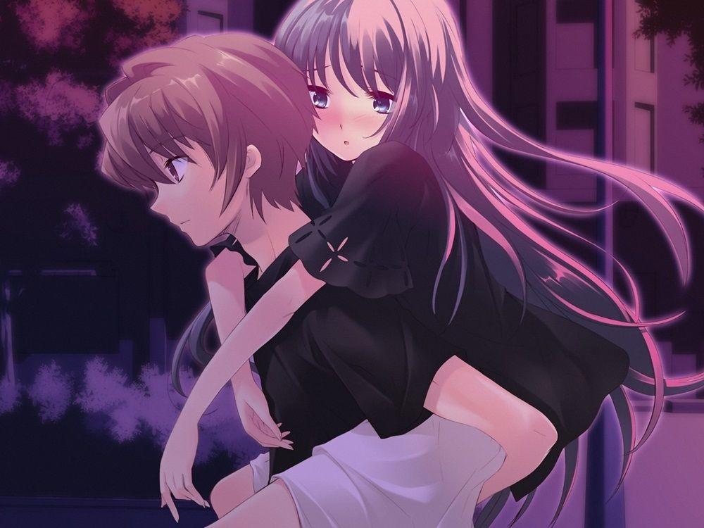 Anime #boy And #girl