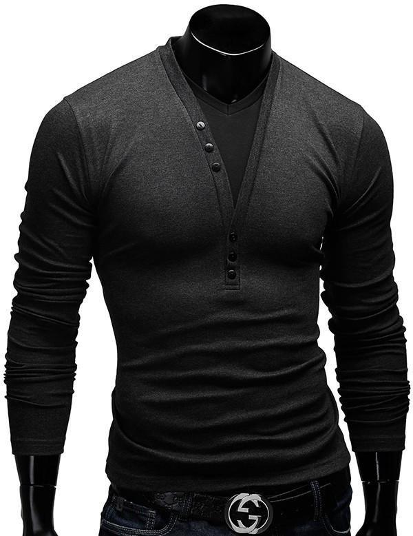 1c9ebcee853 Men s T Shirts Long Sleeve 2015 Spring Autumn New Fashion ...