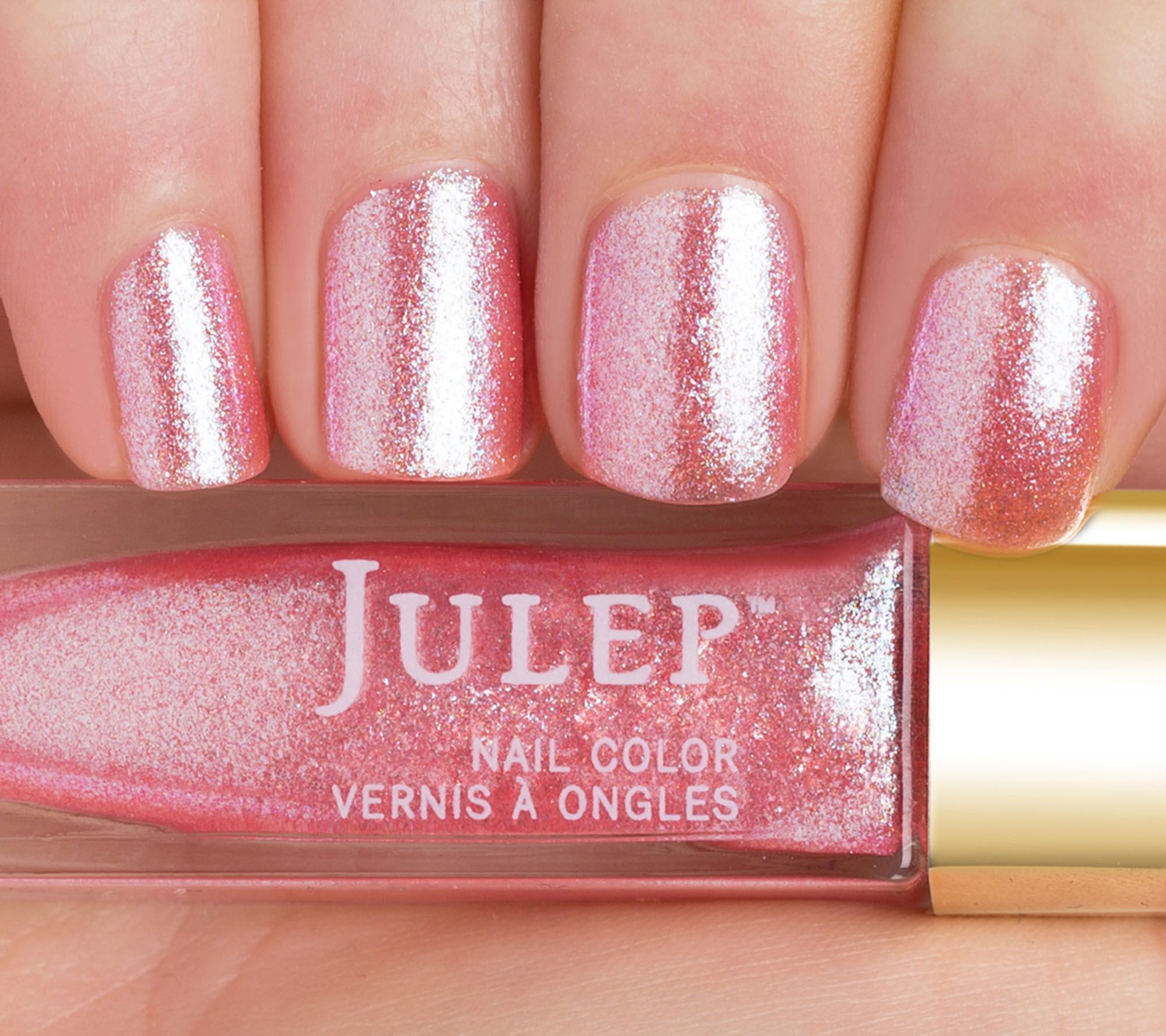 Julep Birthstone Nail Polish Collection Rose Quartz for January ...