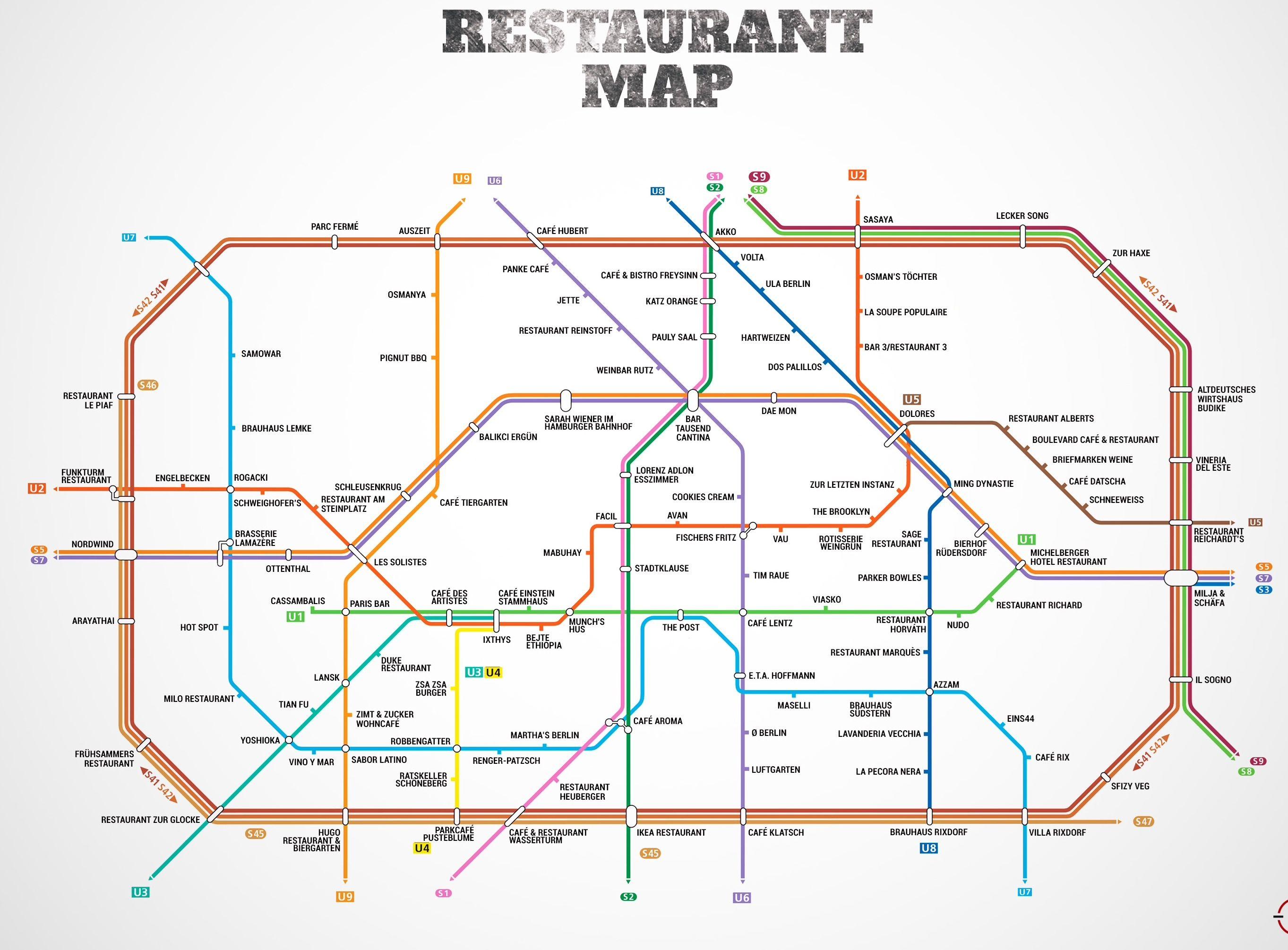 Berlin Restaurants Underground Map Obdachlos Berlin City Guide Und Berlin