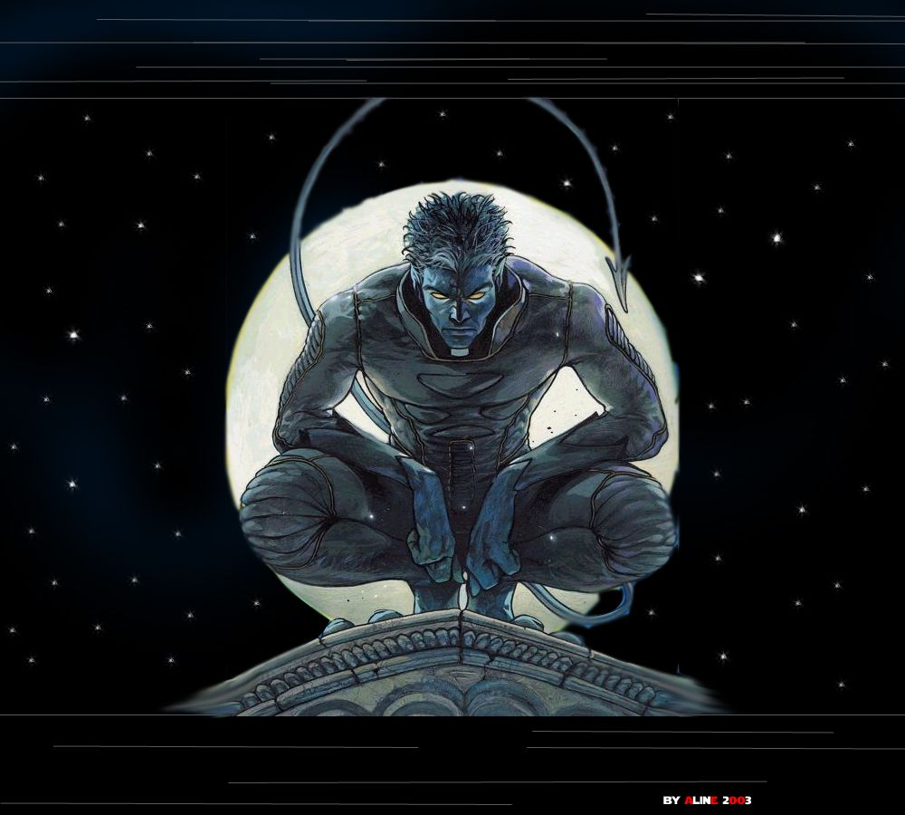 Nightcrawler X Men Wallpaper